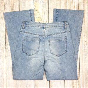 COOPERATIVE Bootcut Blue Jeans